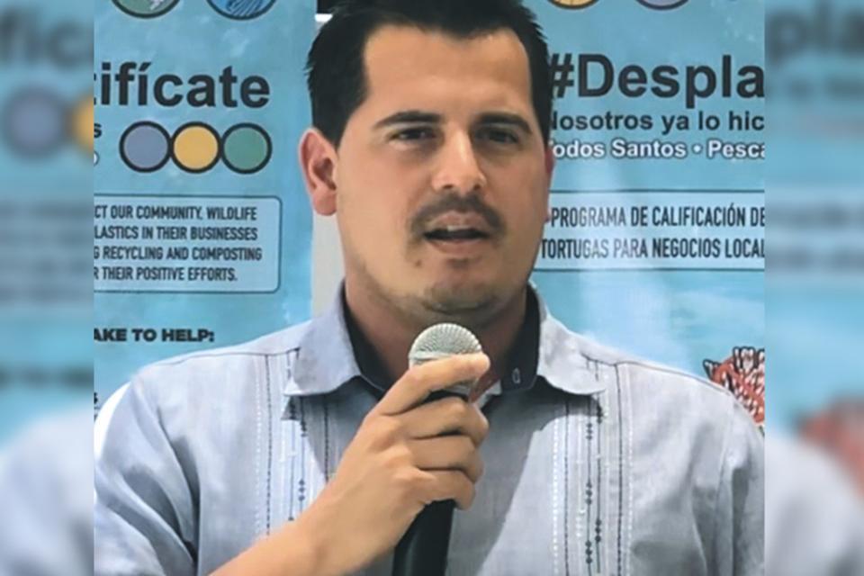 """""""Las propiedades del pueblo son del pueblo"""" Delegado de Todos Santos"""