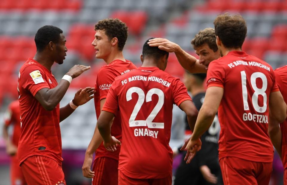 Bayern Múnich visita Leverkusen en duelo clave de la Bundesliga