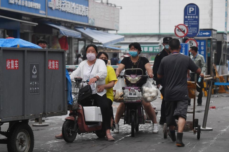 China teme un nuevo rebrote de coronavirus