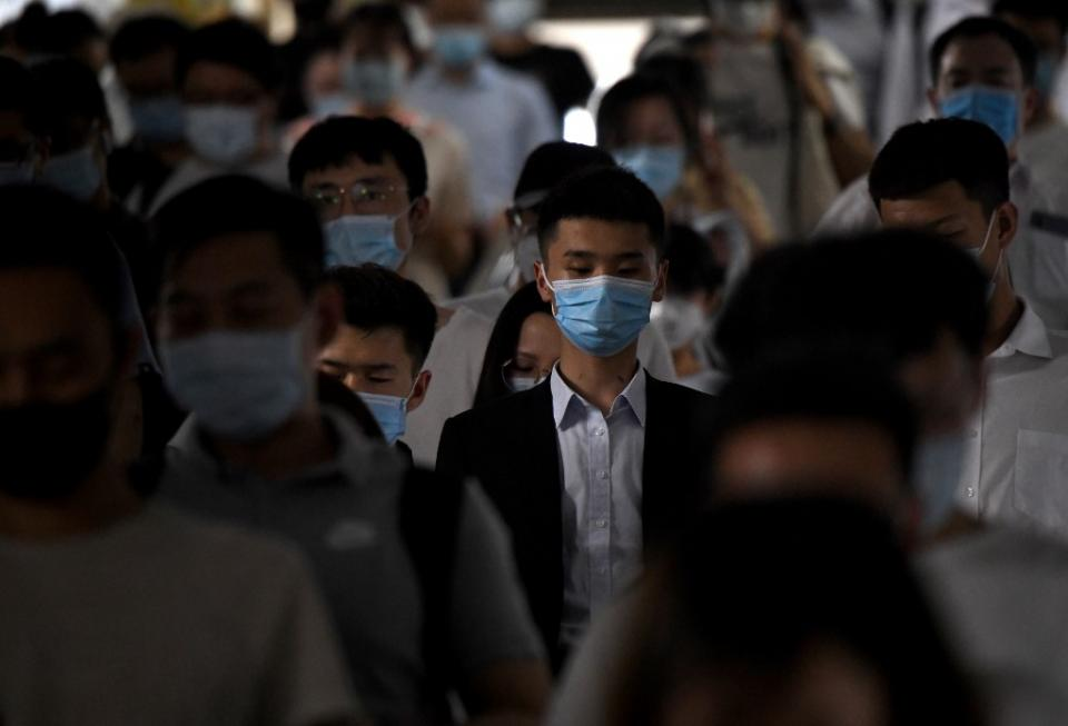 Rebrote de pandemia viral en Pekín: más de 100 casos confirmados