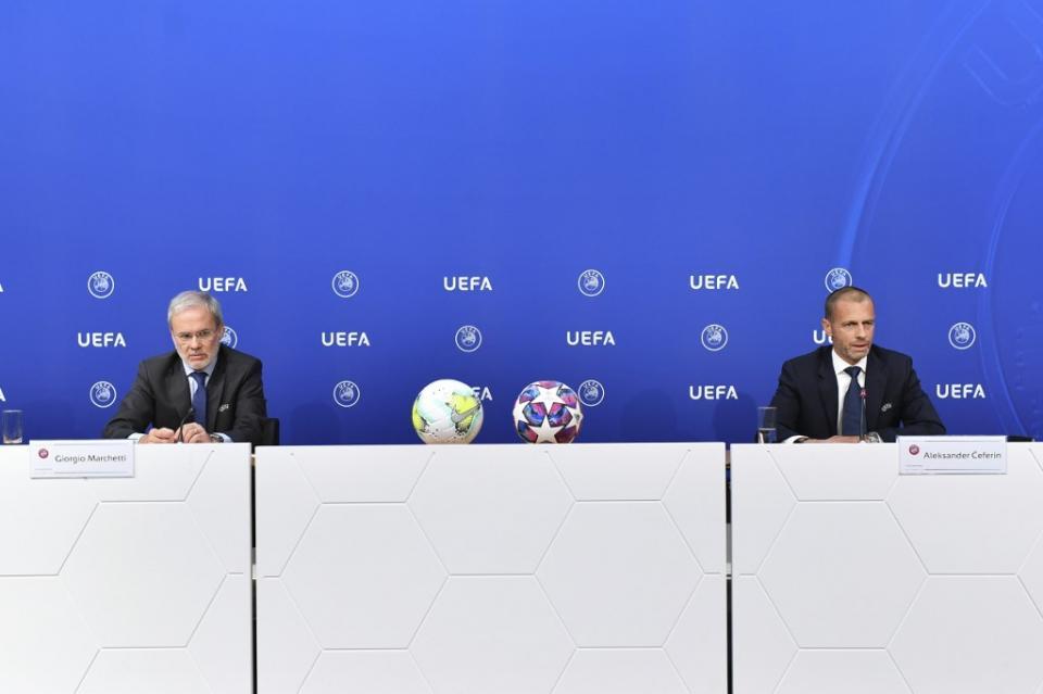 Final de la Champions League se jugará el 23 de agosto