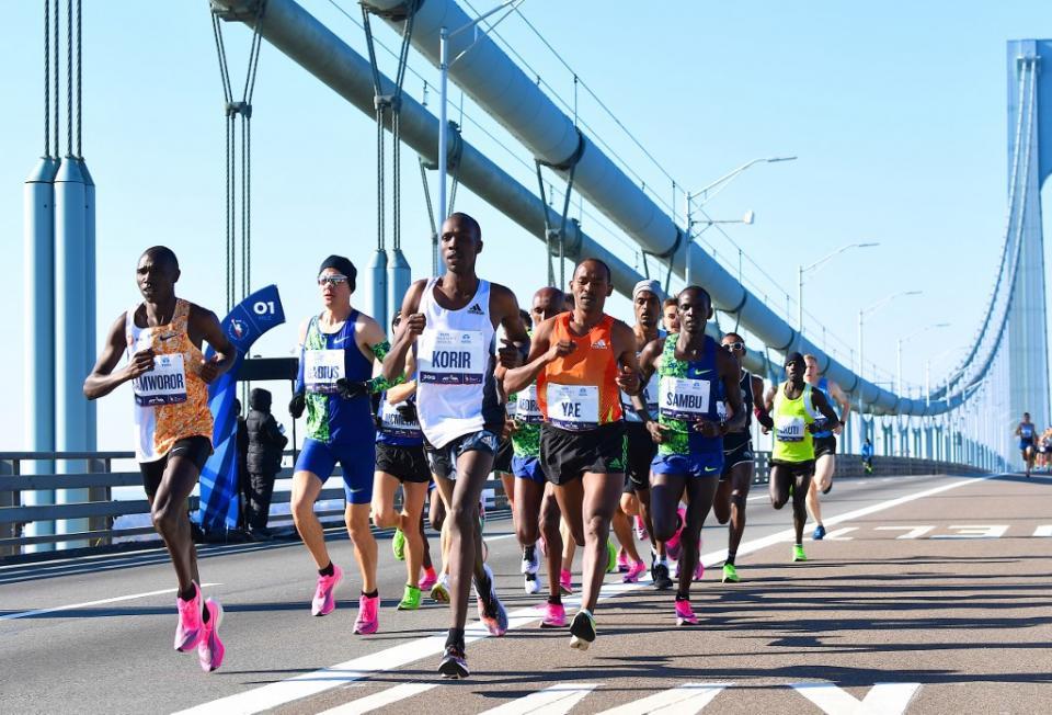 Cancelan el Maratón de Nueva York