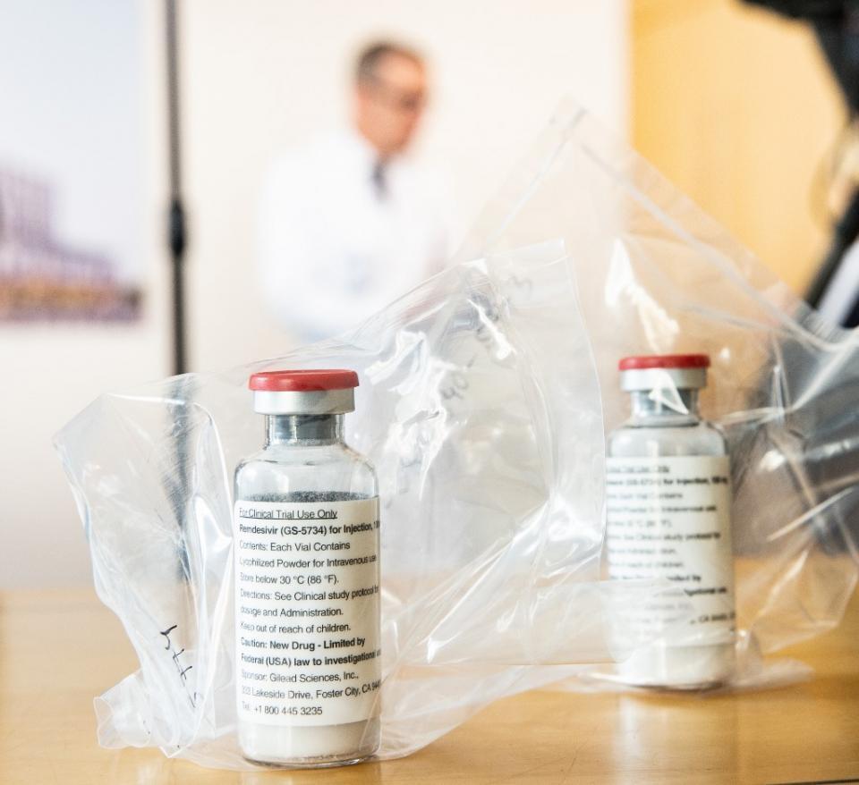 Agencia Europea del Medicamento aprueba fármaco para tratar Covid