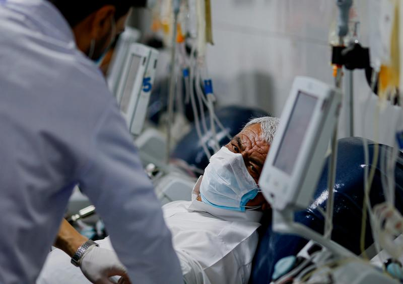 OMS prevé que se alcancen 10 millones de infectados por covid-19