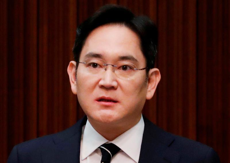 Fiscalía de Corea del Sur pide arresto del Vpdte. de Samsung