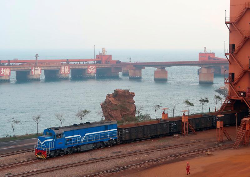 China pone en marcha un nuevo tren de carga hasta Europa