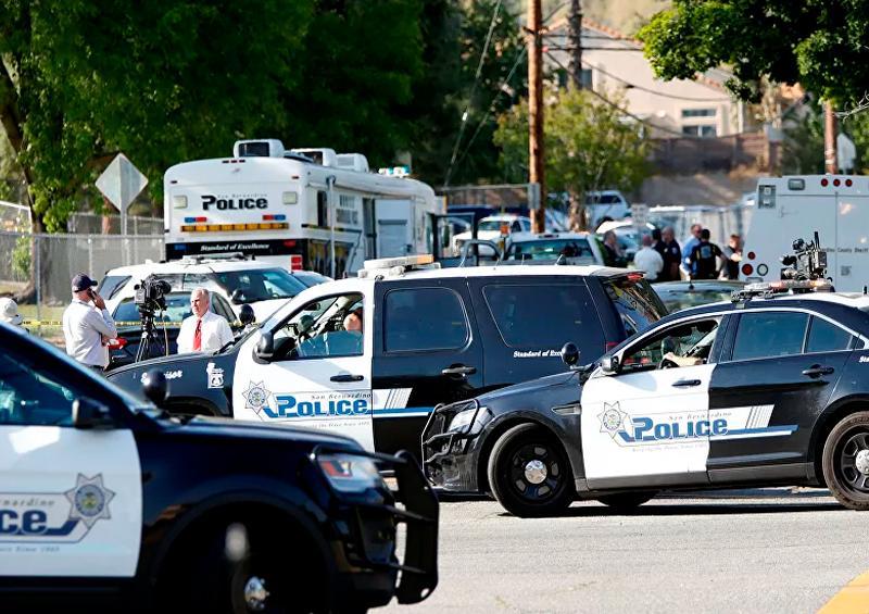 Informan sobre un tirador activo en California