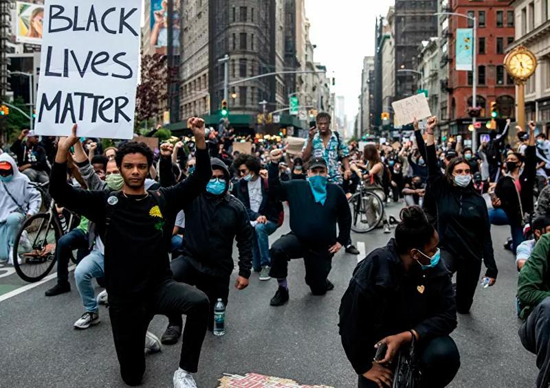 Nueva York impone toque de queda hasta el 7 de junio