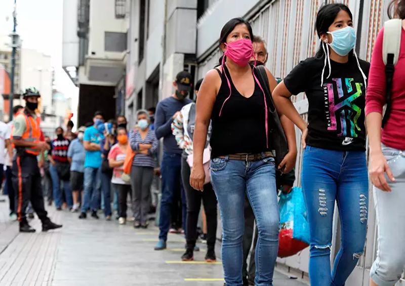 Venezuela se prepara para otros 7 días de cuarentena radical