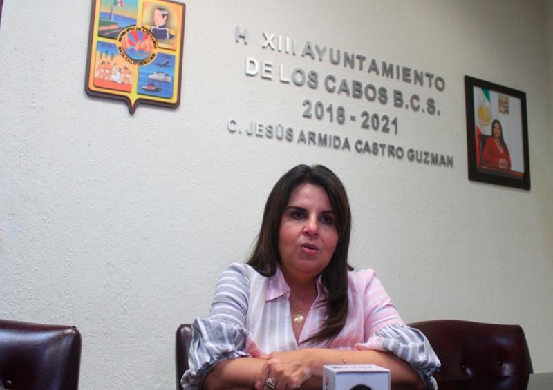 Los Cabos abren sus puertas a la nueva normalidad: Armida Castro