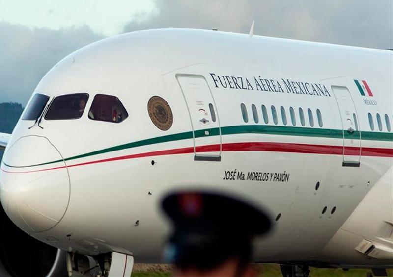 Plantean a posible comprador de avión presidencial dar equipos médicos