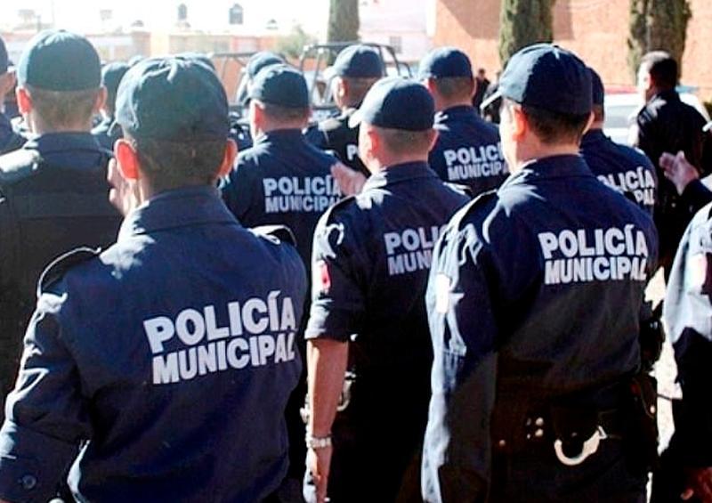 Homologan salario a policías de La Paz
