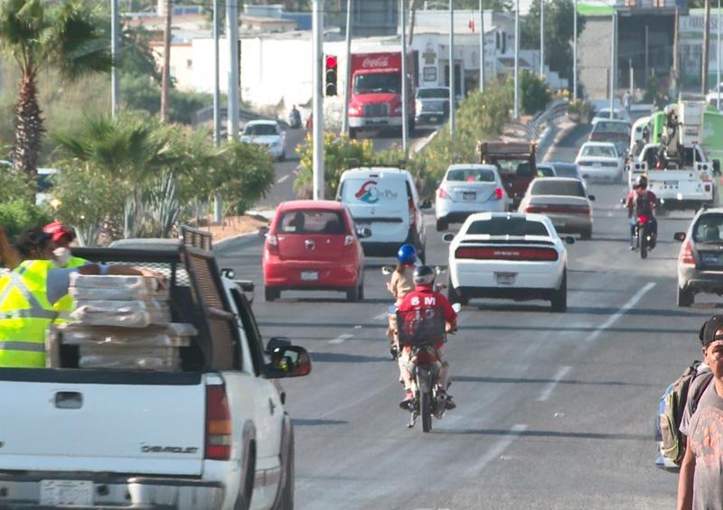 Incrementó 20 % movilidad en Los Cabos desde 15 de junio