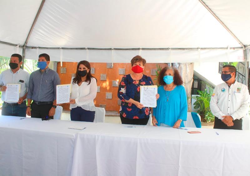 Zofemat y CETMar protegerán, por convenio, playas en Los Cabos