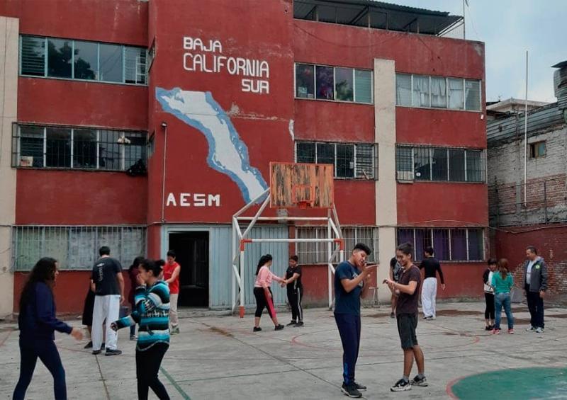 Casa del Estudiante, sin daños por sismo registrado