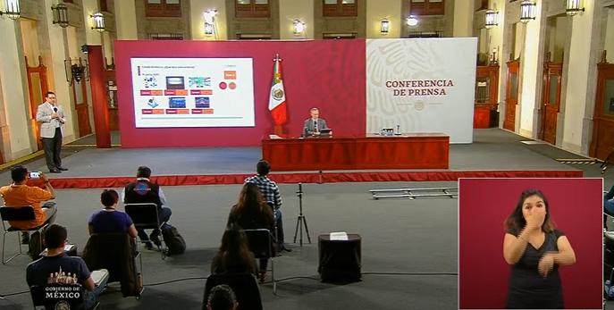 México sobrepasa los 150 mil casos por coronavirus