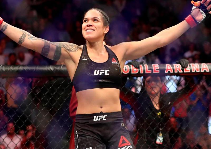 Amanda Nunes va por triunfo histórico en UFC