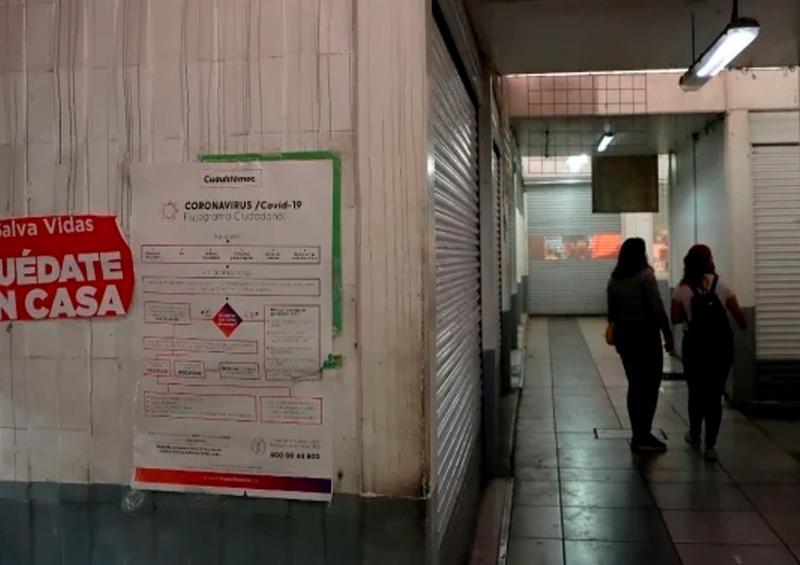 Por semáforo rojo, CDMX no retomará actividades