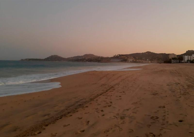 Aunque continúan cerradas, se insiste en visitar playas: Zofemat