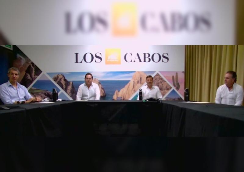 Los Cabos, destino confiable y seguro: Secretario de Turismo