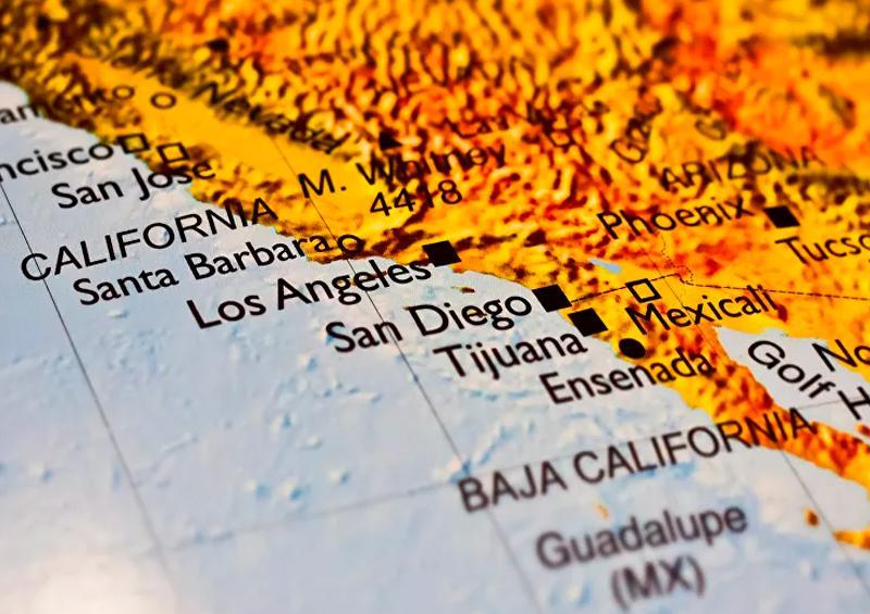 """""""Tijuana, Uno de los lugares más infectados del mundo"""": Trump"""