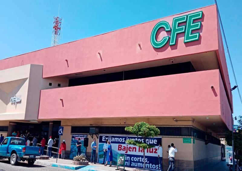 PAN pide flexibilidad en pagos de luz a CFE
