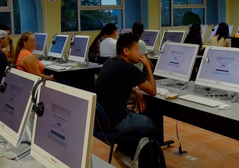 UABCS aplicará examen de admisión en línea