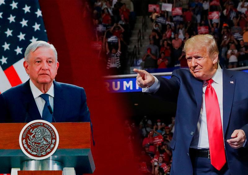El costo político de la visita de López Obrador a Trump