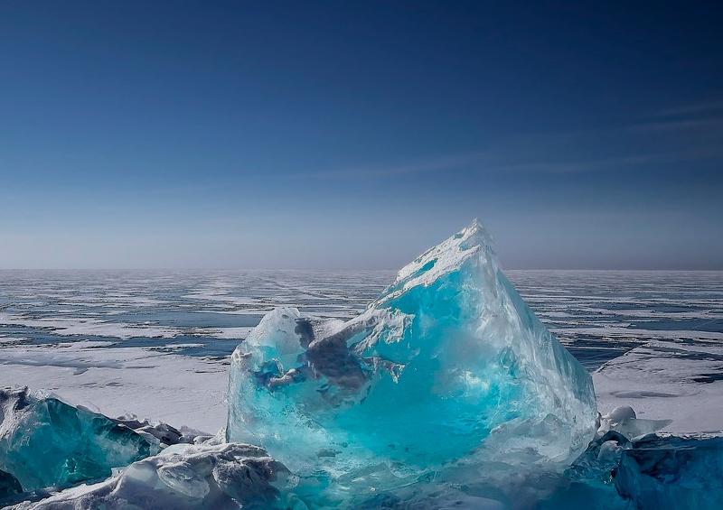 Iceberg del tamaño de Chicago se fragmenta de la Antártida