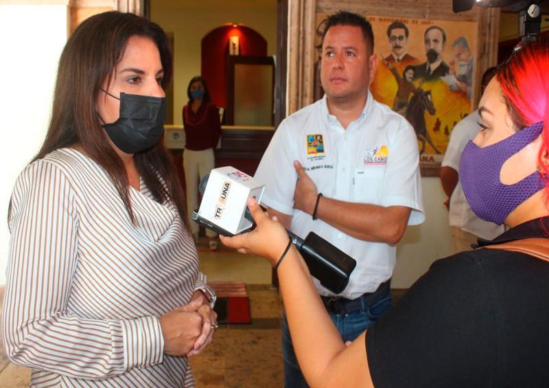 Unidad móvil para atención de Covid-19 está lista: Armida Castro