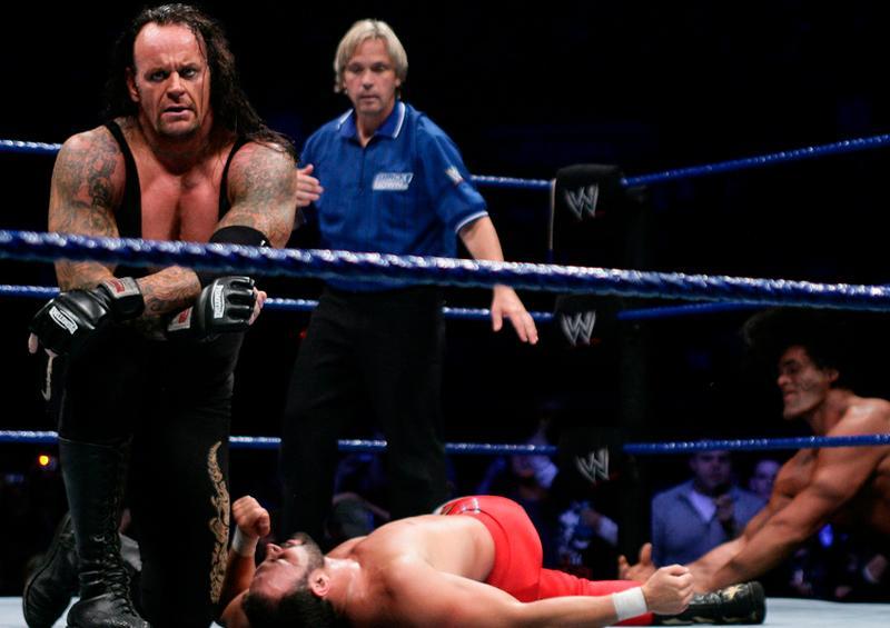 Las redes celebran los 30 años de The Undertaker en la WWE