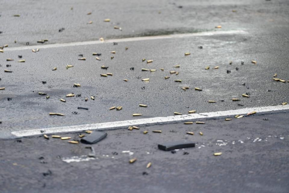 García Harfuch señala al CJNG como responsables del atentado