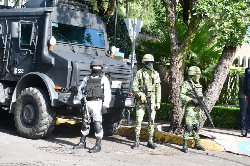 Ataque contra García Harfuch deja 3 muertos