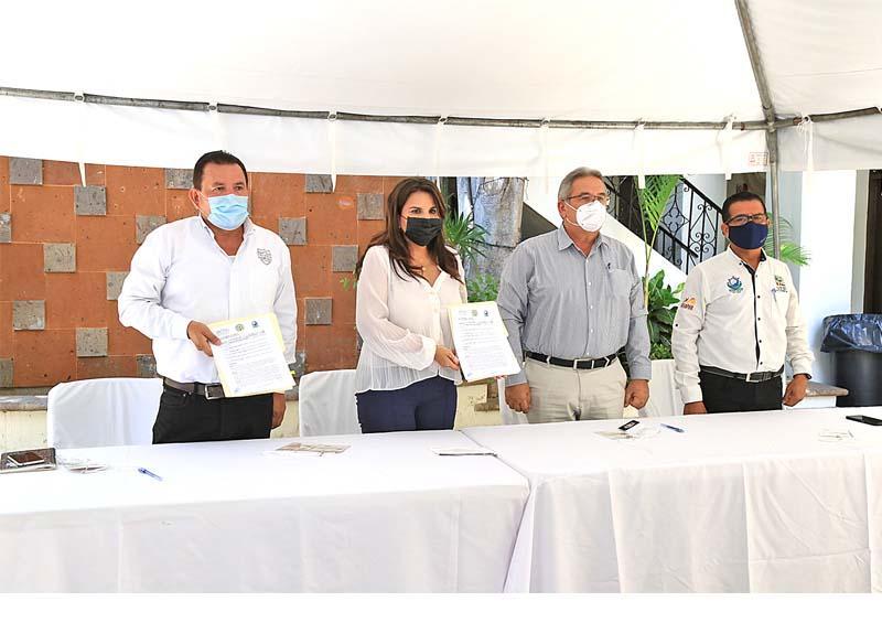 Acuerdan Zofemat Los Cabos y Profepa trabajar en el cuidado de las costas del municipio