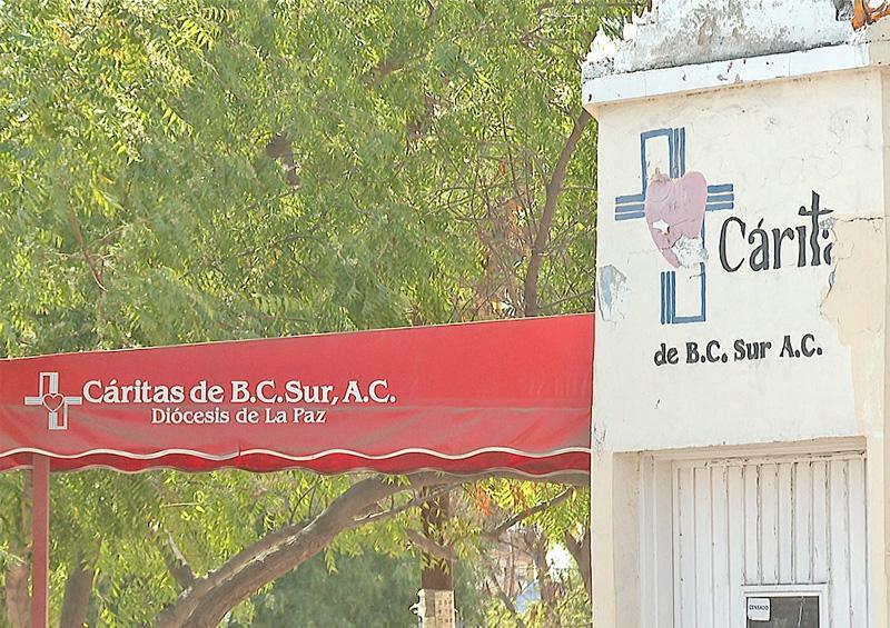 Cáritas Diocesana de La Paz ayuda con despensas y comedores durante la pandemia