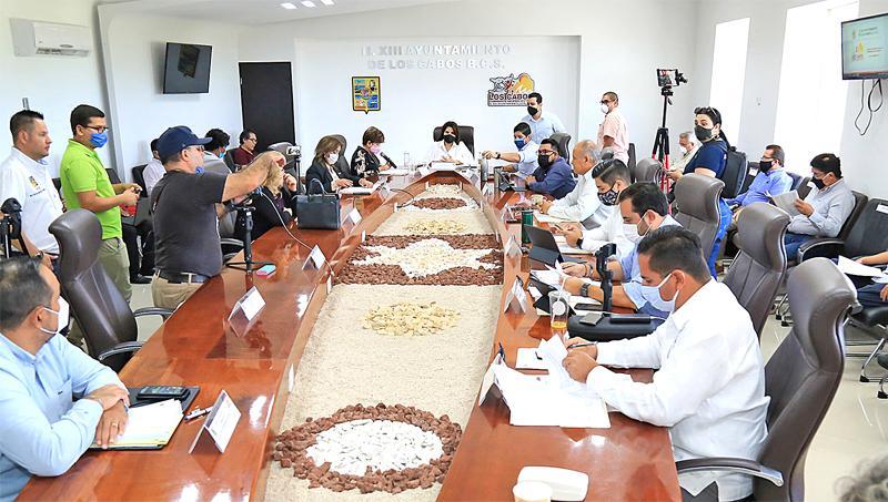 Aprueba Cabildo de Los Cabos proyecto de inversión del ejercicio fiscal FAIS 2020