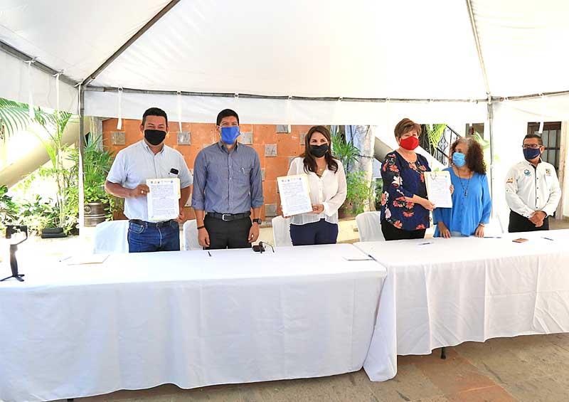 Concientización sobre el cuidado del medio ambiente en la juventud: Alcaldesa