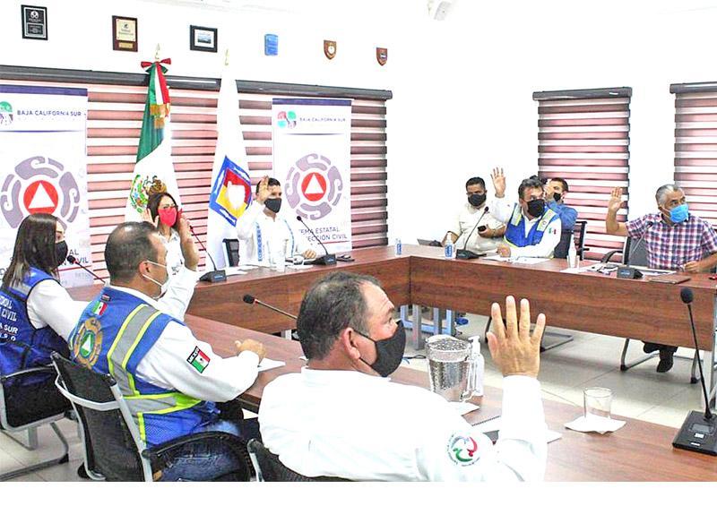 Instalan Consejo Municipal  de Protección  Civil en Loreto