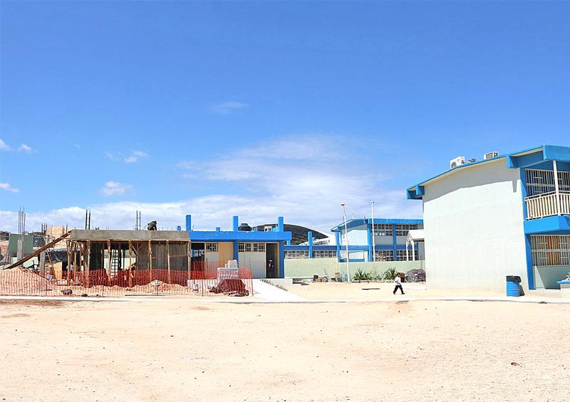 Inician licitaciones para construir nuevos espacios educativos en BCS: SEP