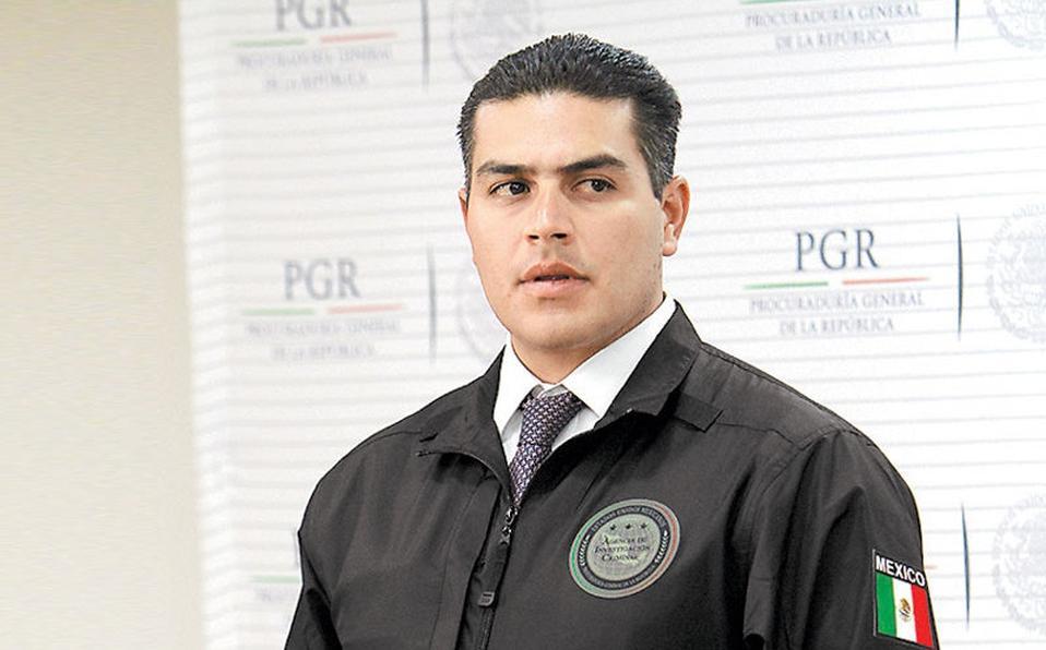 Omar García secretario de seguridad de CDMX