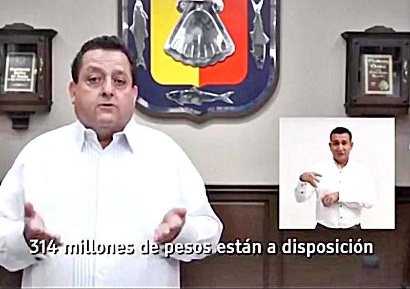 Anuncia Gobernador línea de créditos de hasta 500 mil pesos para empresas