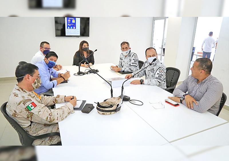 Construirán el próximo año recinto para la Guardia Nacional en Los Cabos