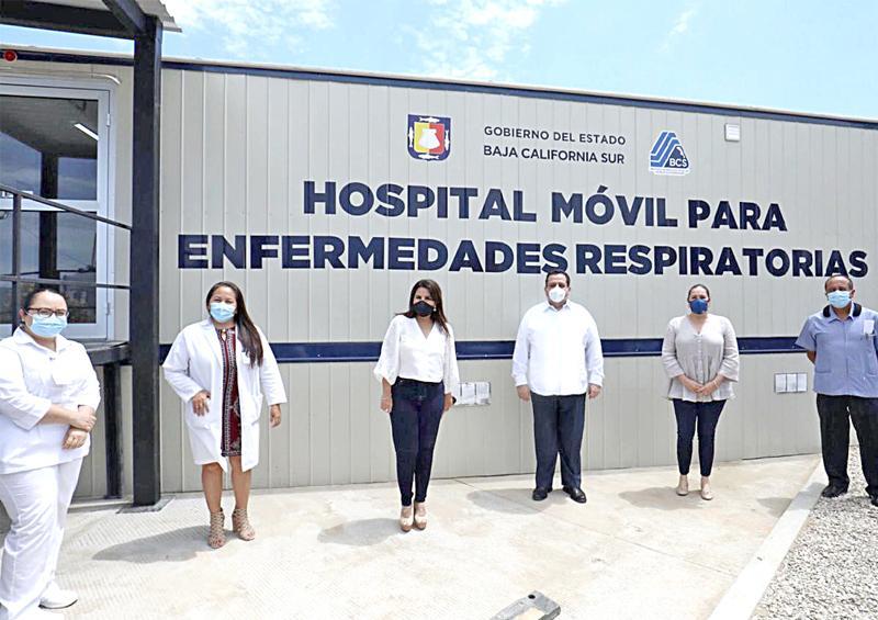 Ponen en marcha Hospital Móvil de CSL
