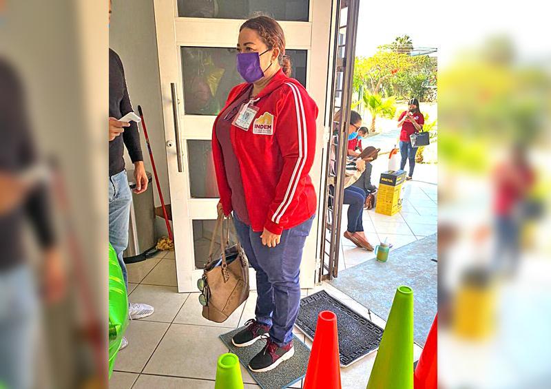 Buscan proteger a deportistas con sanitización de las instalaciones del Indem Los Cabos