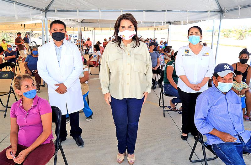 Acercan servicios de salud con Jornadas Médicas Sociales en Los Cabos