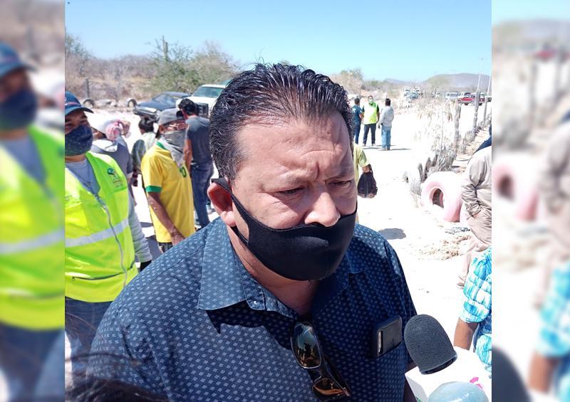 Destituyen a Manuel Núñez como director de Servicios Públicos