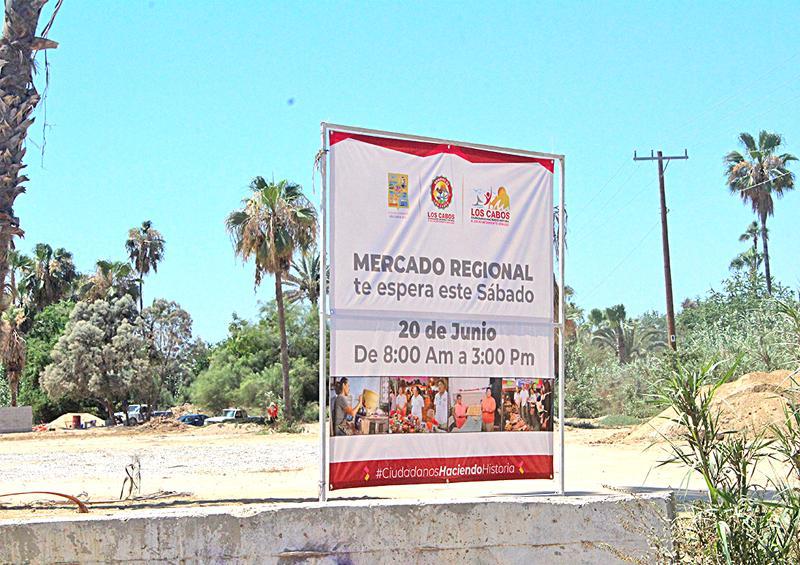 Abierto Mercado Regional con 22 productores y todas las medidas sanitarias
