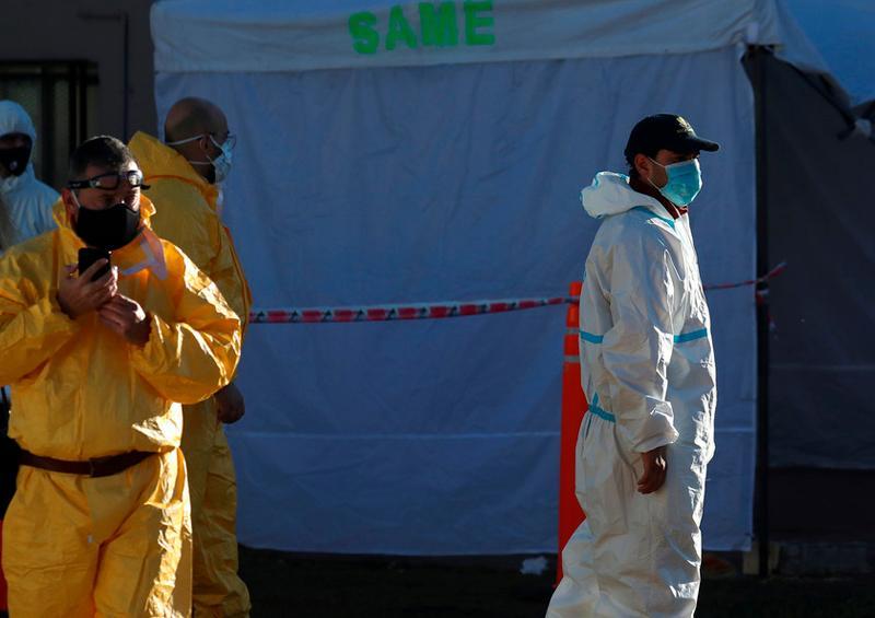Intentan linchar a un paciente de coronavirus acusado de robo