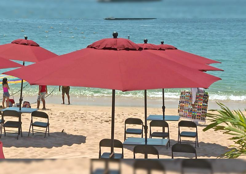 Vigilarán que ambulantes de playa cumplan protocolos sanitarios en nueva normalidad
