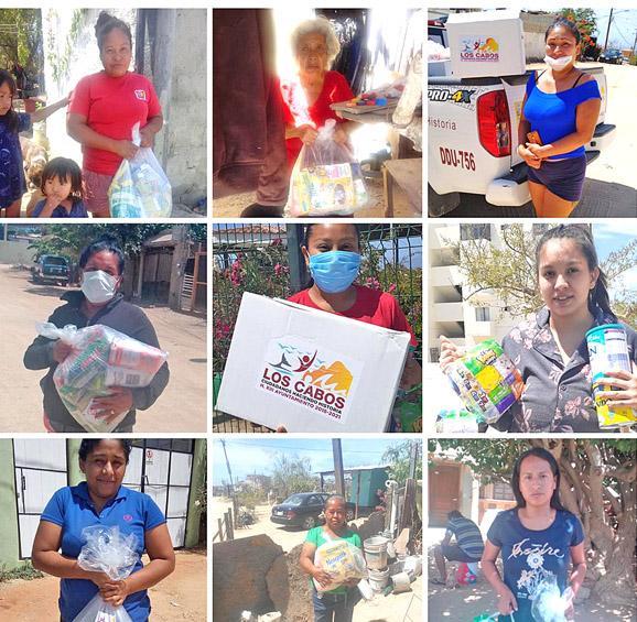 Durante dos meses, brindó Gobierno de Los Cabos más de 54 mil 400 apoyos asistenciales